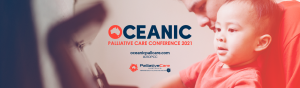 Oceanic Palliative Care Conference 2021 banner